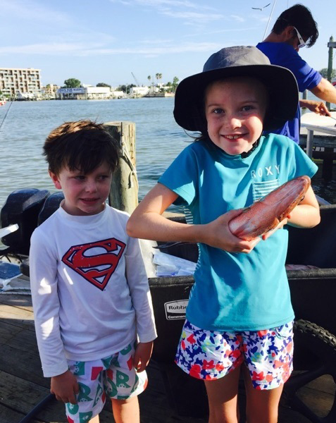 Salty Dog Charters Johns Pass 15